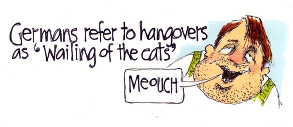 German Hangovers