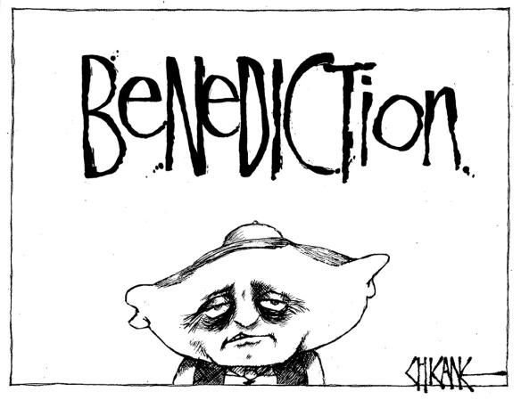 1 Benediction