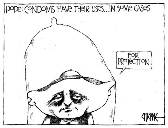pope and condoms006