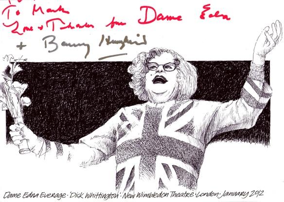 Barry H+Dame Edna001
