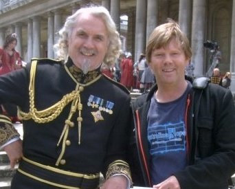 Mark Winter Chicane Billy Connolly