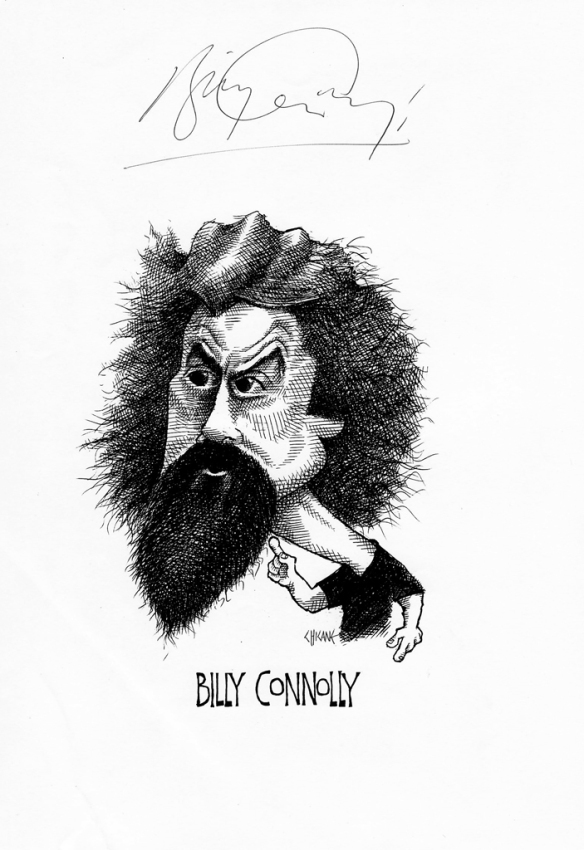 Billy Connelly