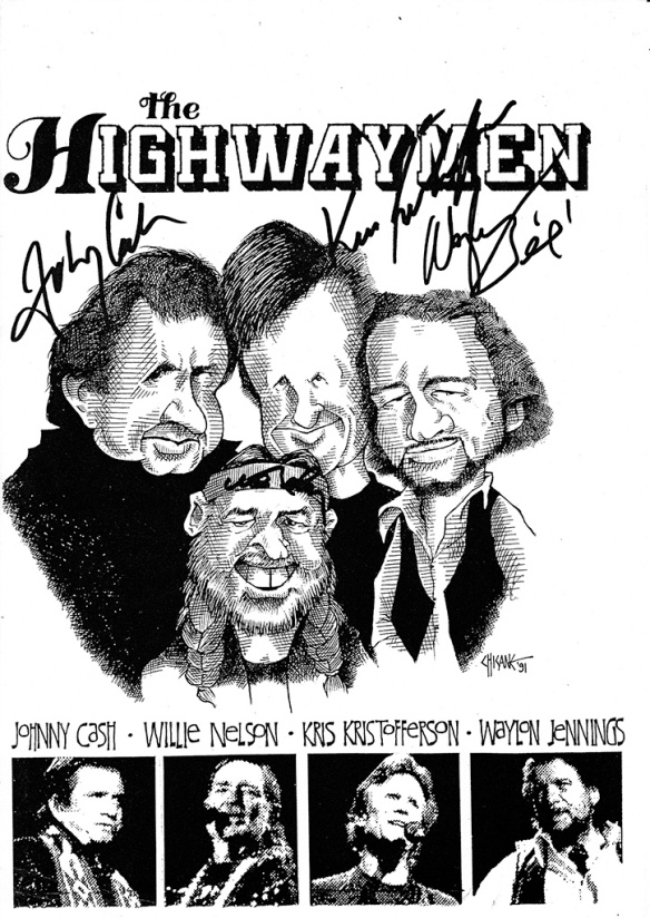 highwaymen toon