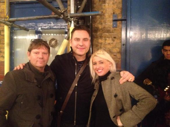 Mark David Walliams Frankie