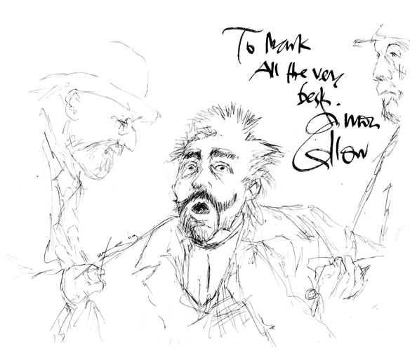 Simon Callow - Pozzo