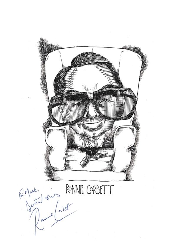 Ronnie Corbett