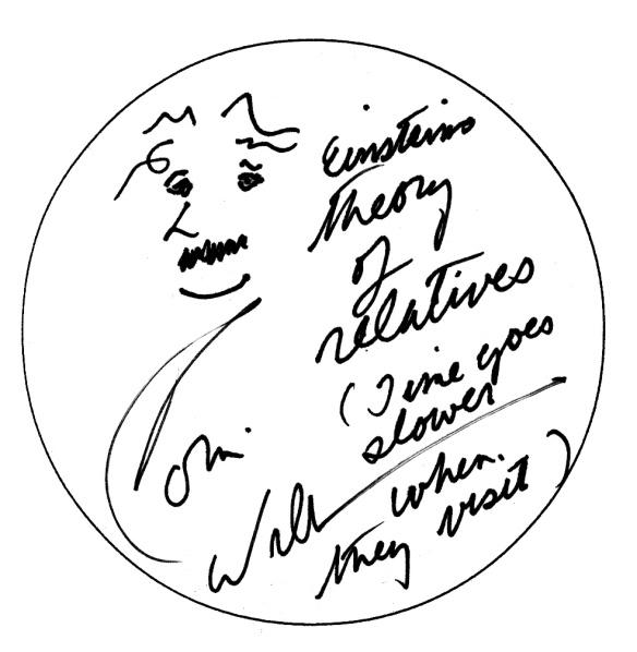 Robin Williams Celebrity Circles