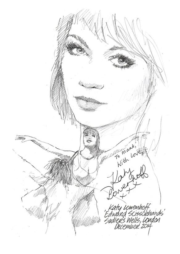 katy lowenhoff edward scissorhands