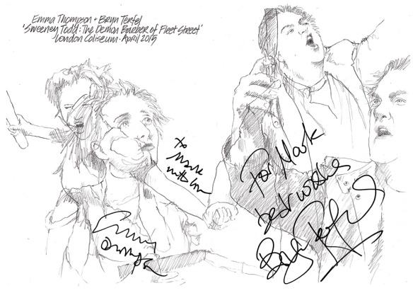 Sweeney Todd Emma Thompson Bryn Terfel