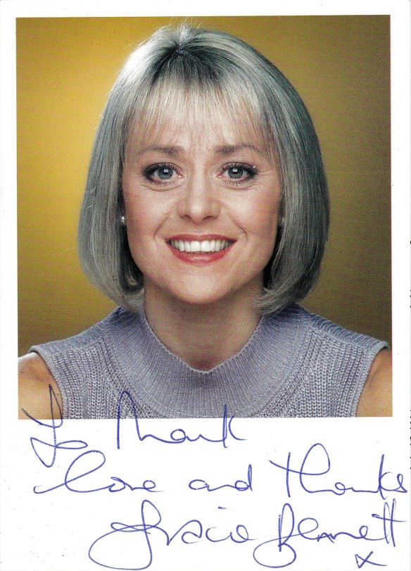 Tracie Bennett Thank You