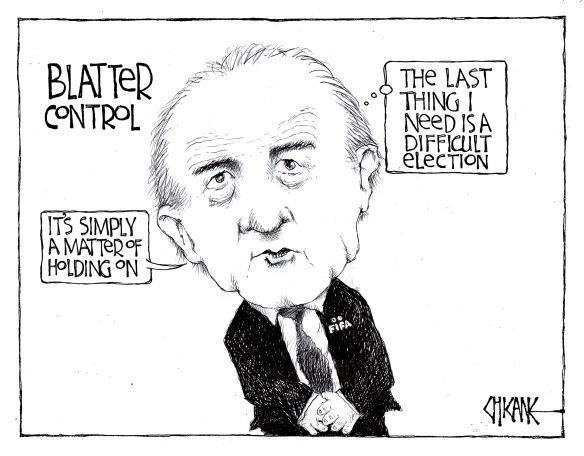 Blatter Control
