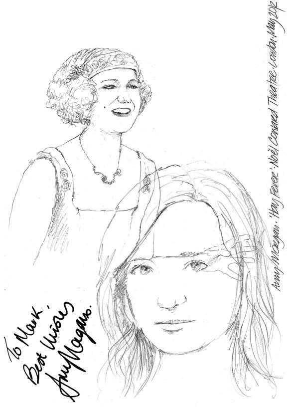 Hay Fever Amy Morgan