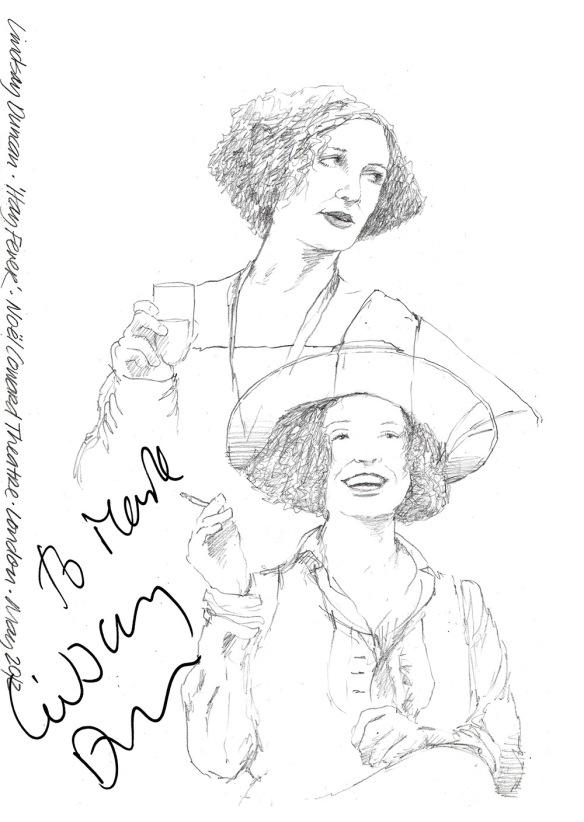 Hay Fever Lindsay Duncan