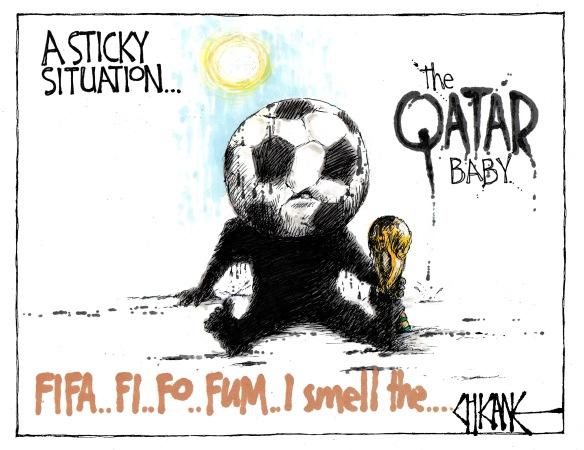 The Qatar Baby