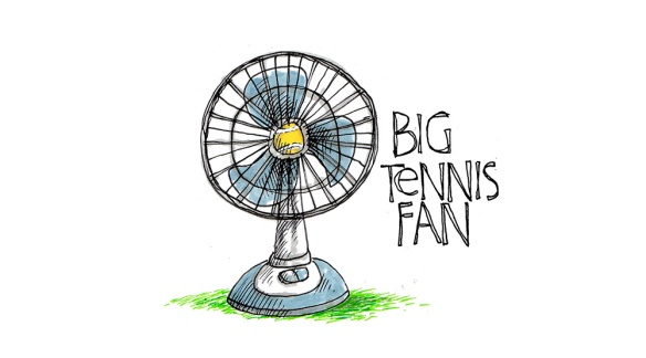 Big Tennis Fan