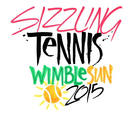 Sizzling Tennis