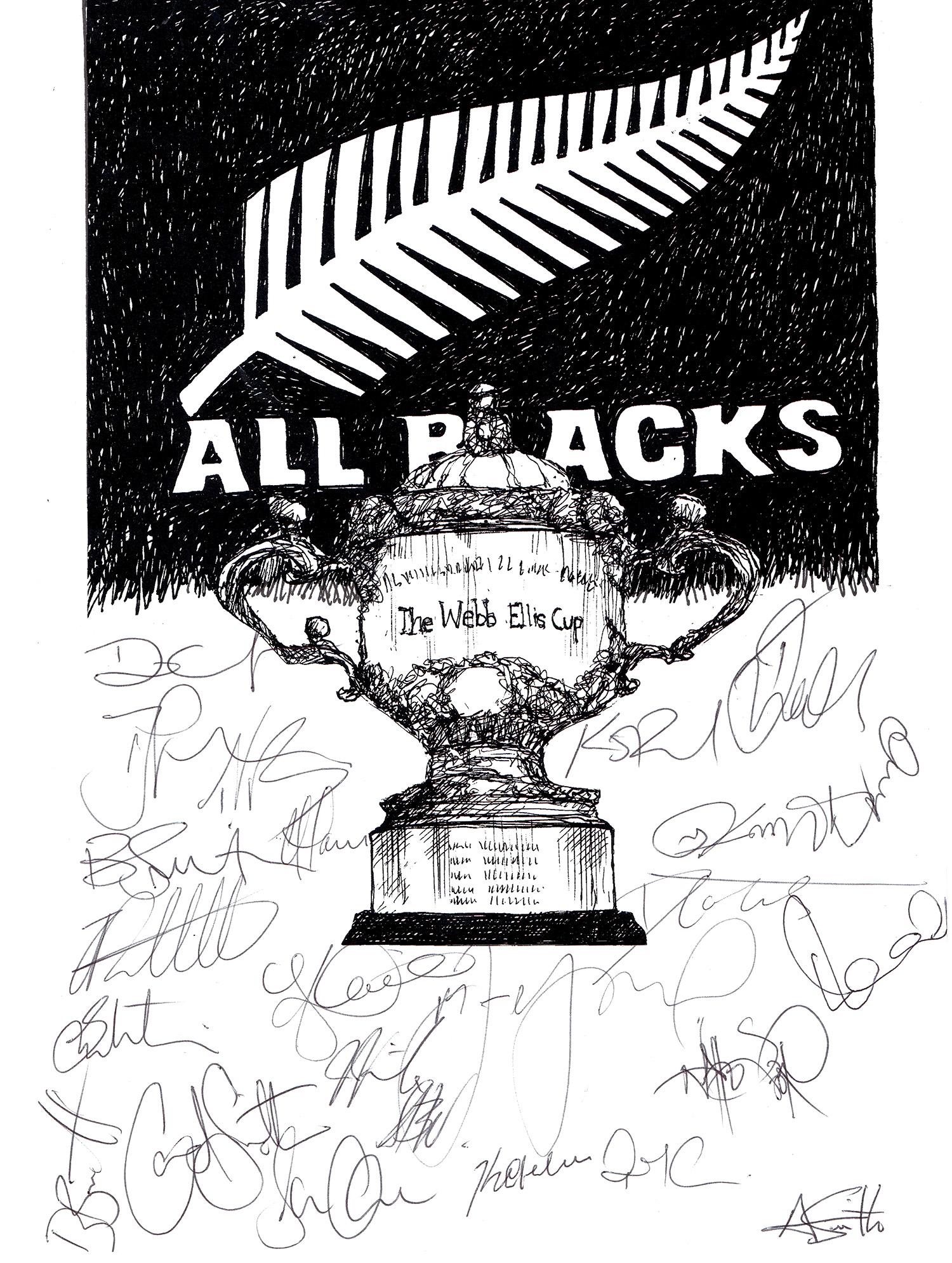 all blacks team sigs