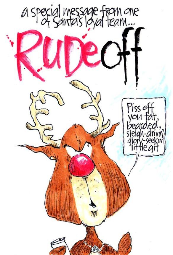 rudeoff