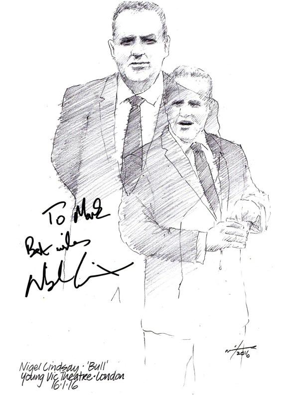 Nigel Lindsay Bull
