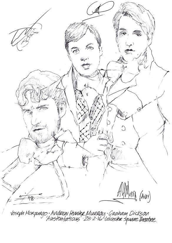Austentatious - Boys