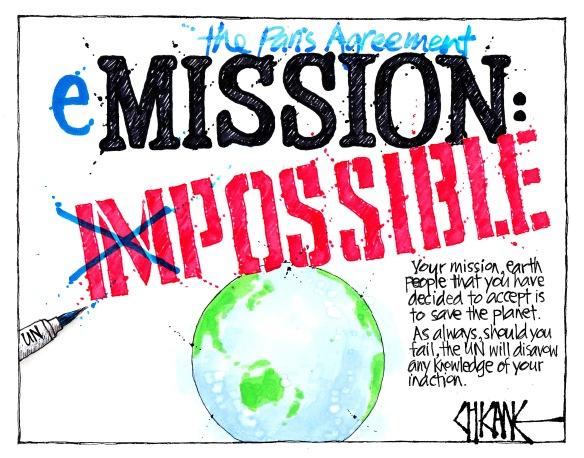 Emission Impossible