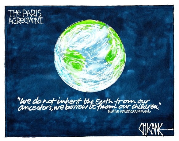 The Paris Agreement 4