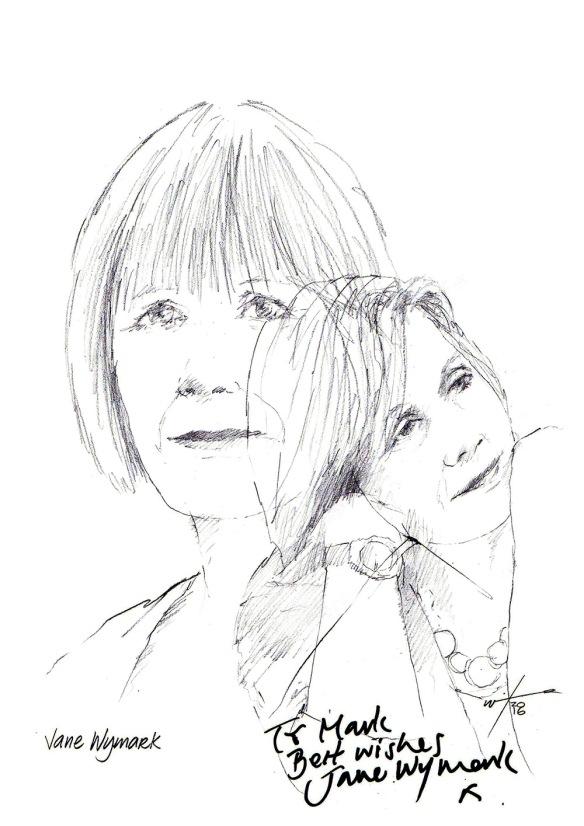Jane Wymark