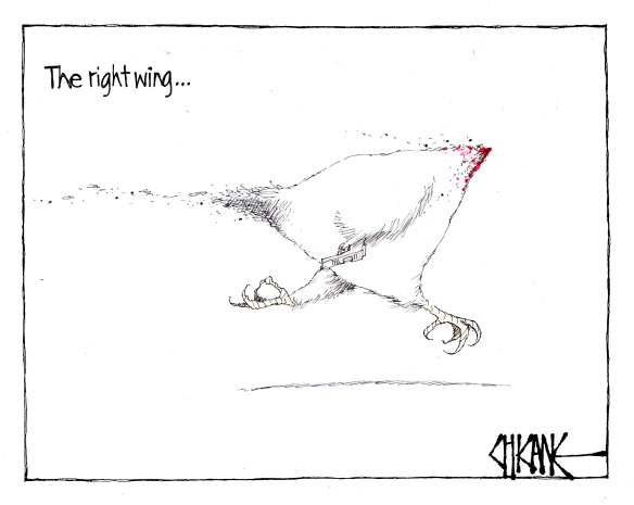 The Right Wing