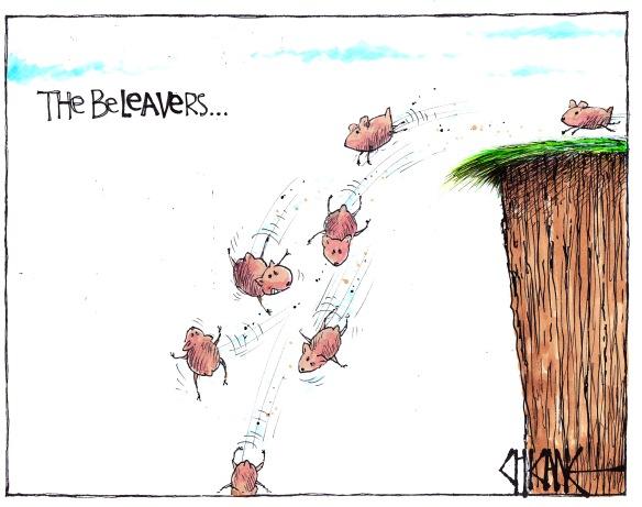 beleavers
