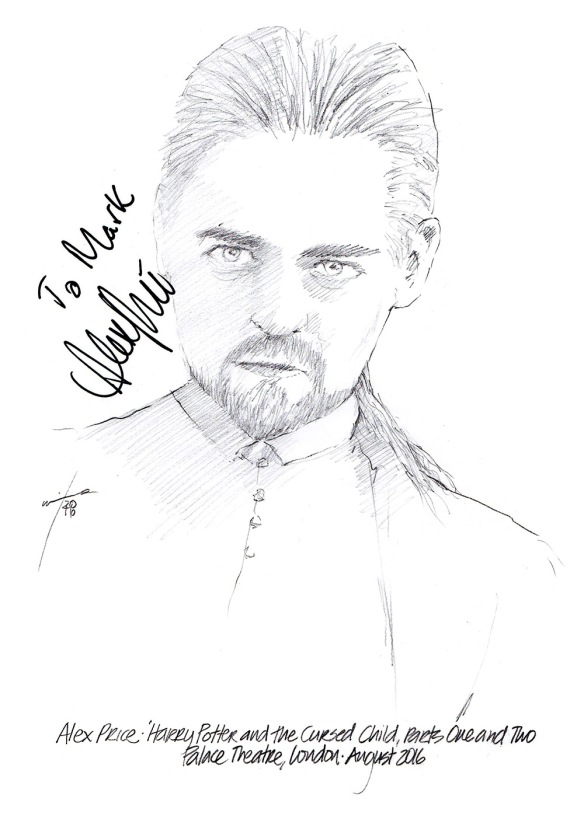 Drawing Alex Price As Draco Malfoy Chicanepictures