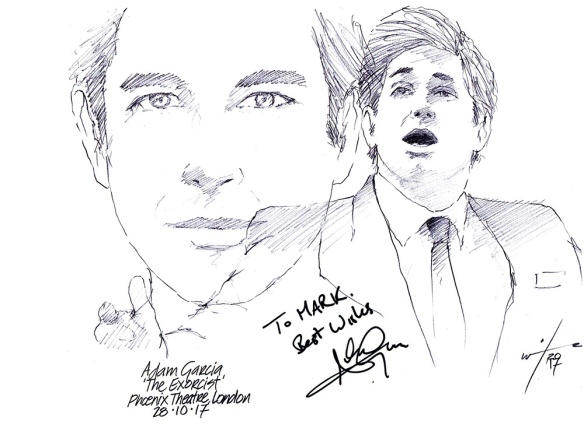 Adam Garcia Drawing